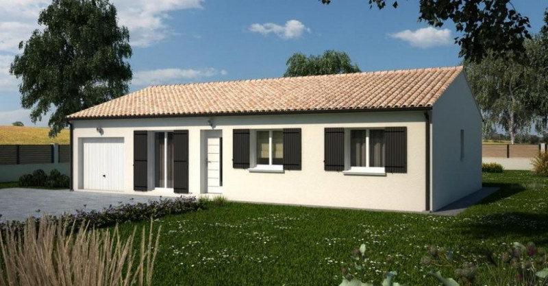 Maison  5 pièces + Terrain 800 m² Belin-Béliet par Priméa GIRONDE