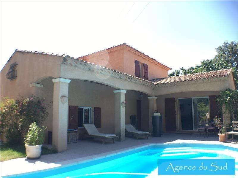 Vente maison / villa Cadolive 499000€ - Photo 1