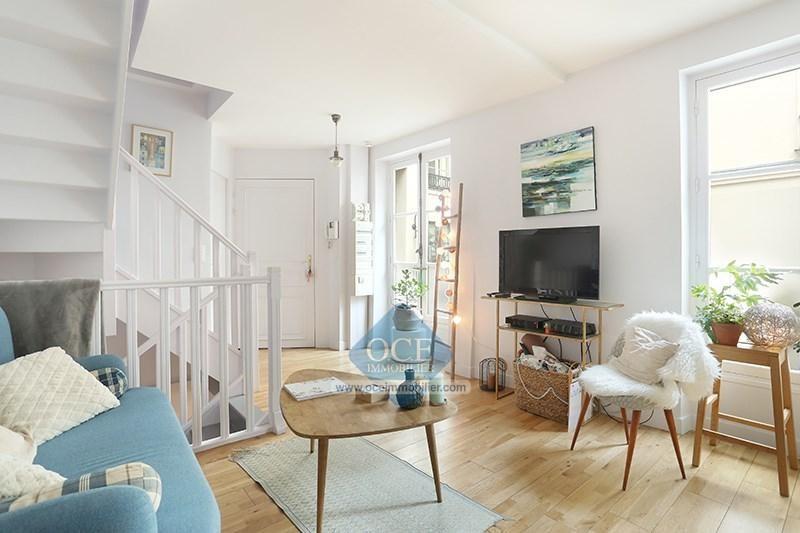 Deluxe sale apartment Paris 3ème 936000€ - Picture 2