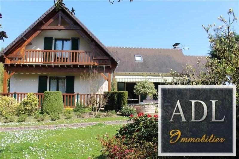 Sale house / villa Villaines sous bois 676000€ - Picture 3