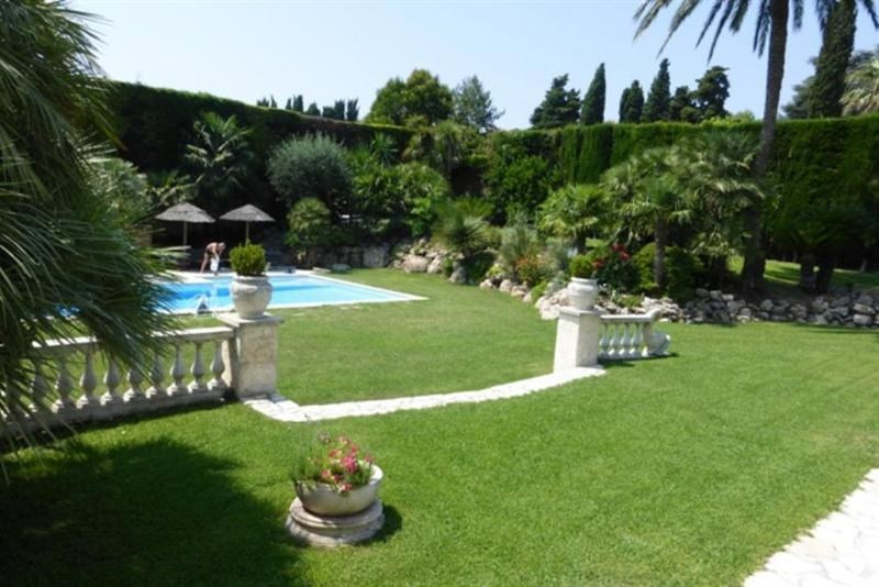 Vacation rental house / villa Juan les pins  - Picture 3