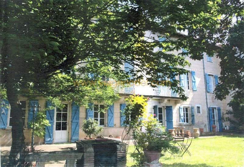 Vendita nell' vitalizio di vita casa Montricoux 335000€ - Fotografia 15