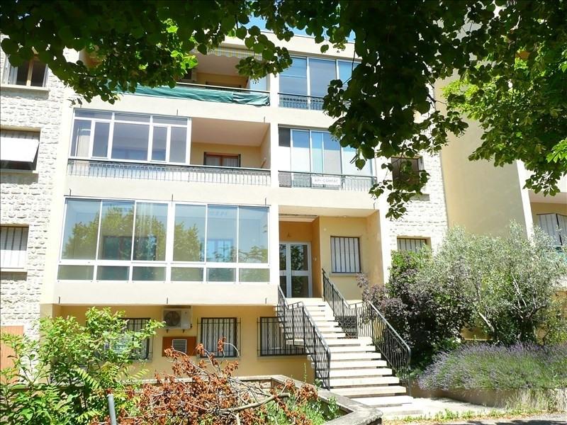 Vente appartement Carpentras 101650€ - Photo 1