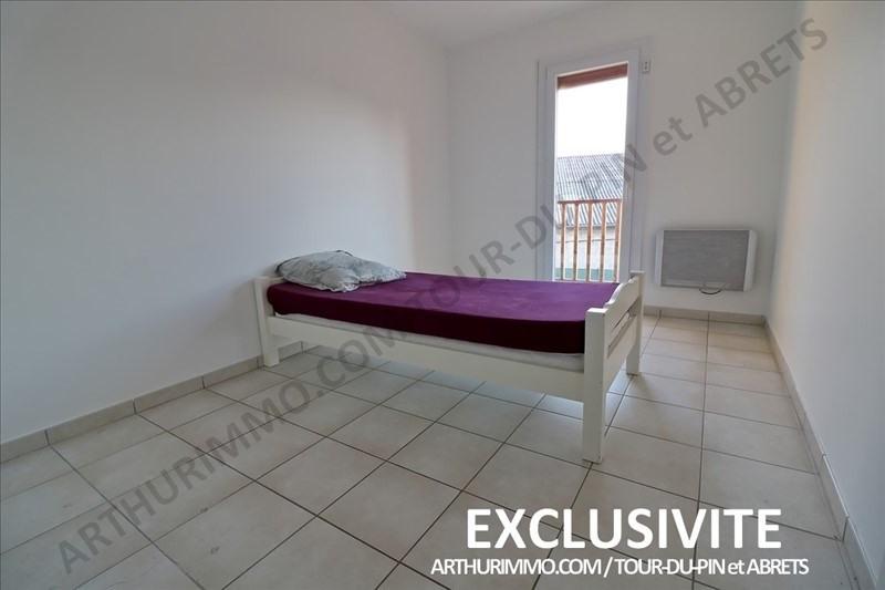 Vente maison / villa Bourgoin jallieu 168500€ - Photo 5