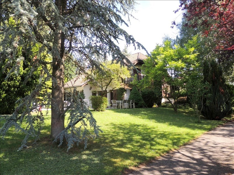Venta  casa Prevessin-moens 950000€ - Fotografía 2