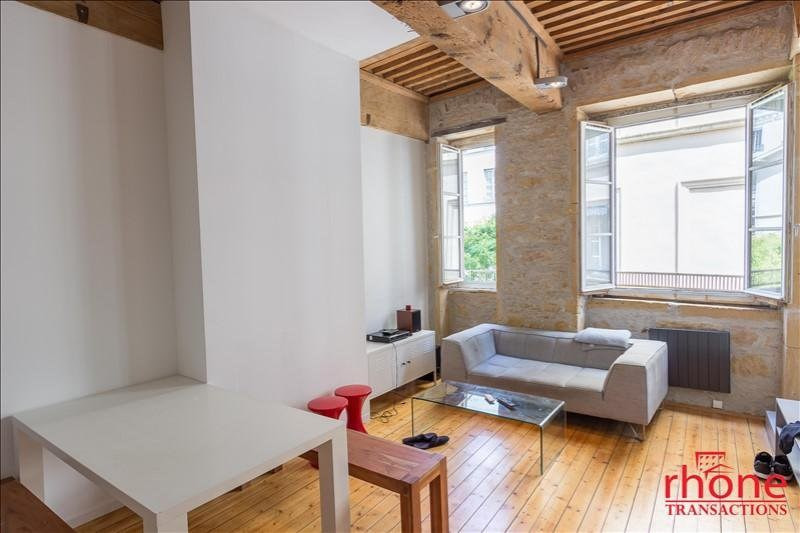 Vente appartement Lyon 1er 288 000€ - Photo 2