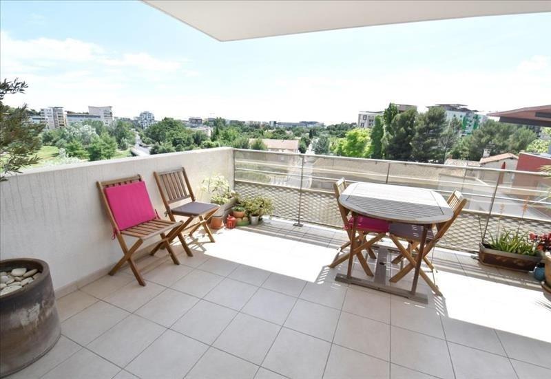 Verkoop  appartement Montpellier 310000€ - Foto 1