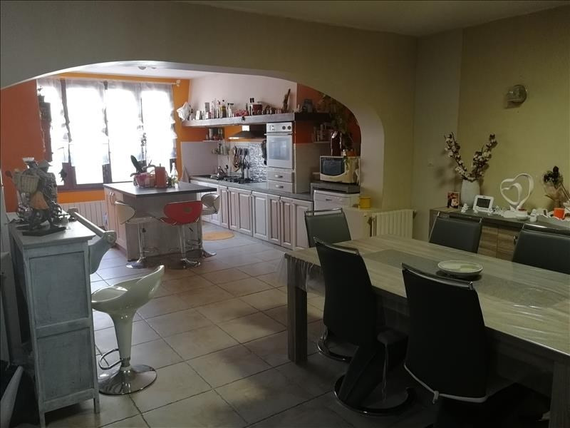 Sale house / villa Poce sur cisse 283000€ - Picture 4