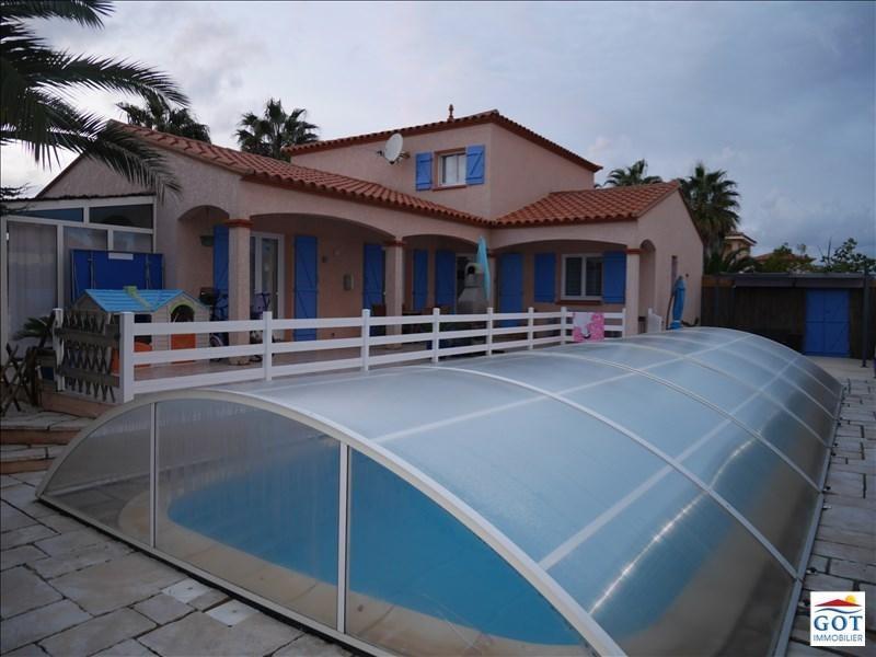 Vente maison / villa St laurent de la salanque 384800€ - Photo 1