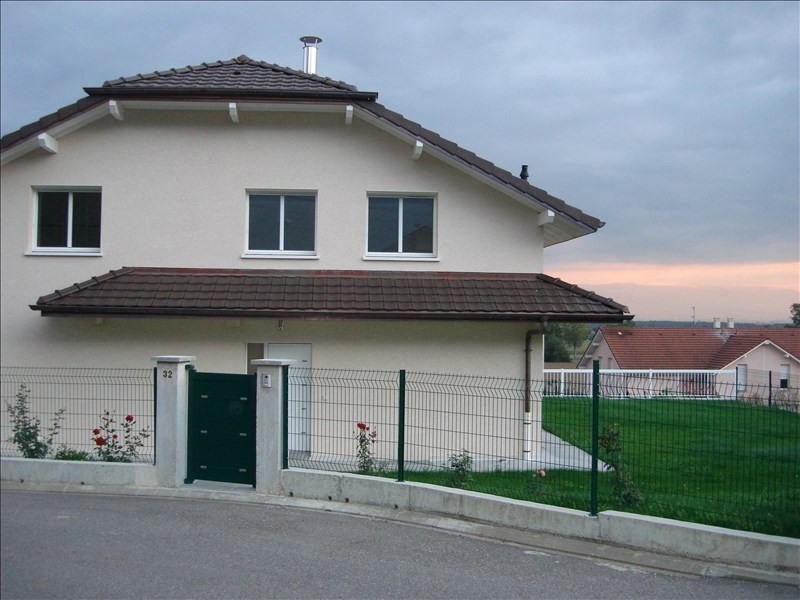 Rental house / villa Flies 3 500€ CC - Picture 1