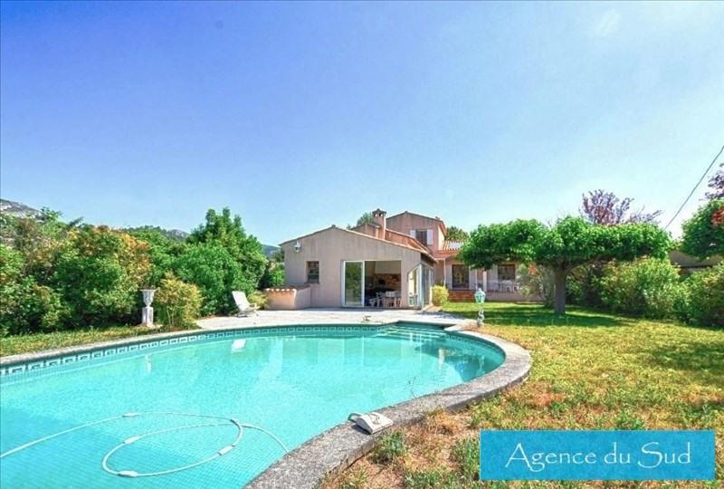Vente de prestige maison / villa Roquevaire 695000€ - Photo 5