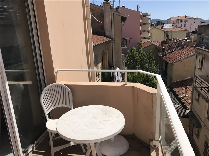 Sale apartment Nice 98 000€ - Picture 1