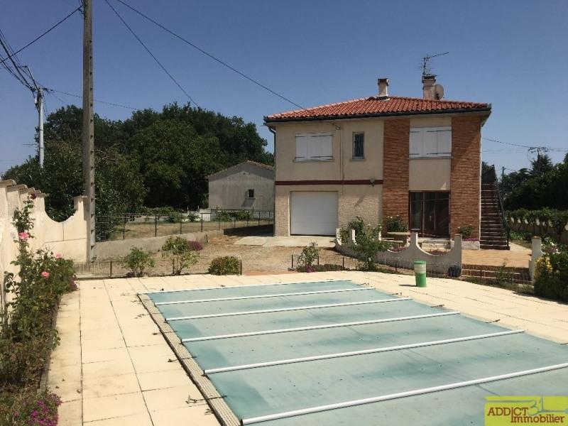 Vente maison / villa Villaries 455800€ - Photo 1