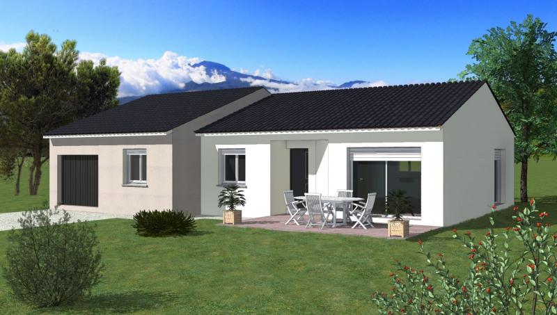 Maison  5 pièces + Terrain 456 m² Bourg-Lès-Valence par TRADIBATI
