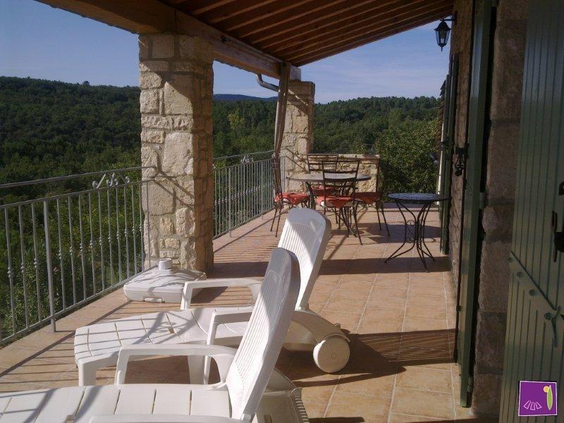 Vente de prestige maison / villa Barjac 895000€ - Photo 8