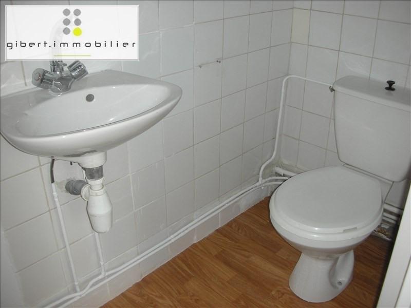 Rental apartment Le puy en velay 271,79€ CC - Picture 4