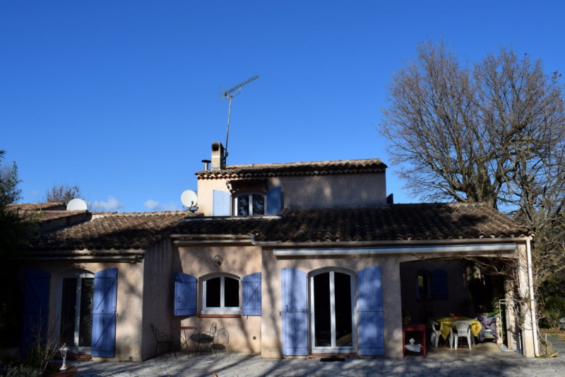 Vente maison / villa Tourrettes 405 000€ - Photo 1