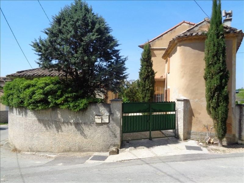 Viager maison / villa Cairanne 265000€ - Photo 1