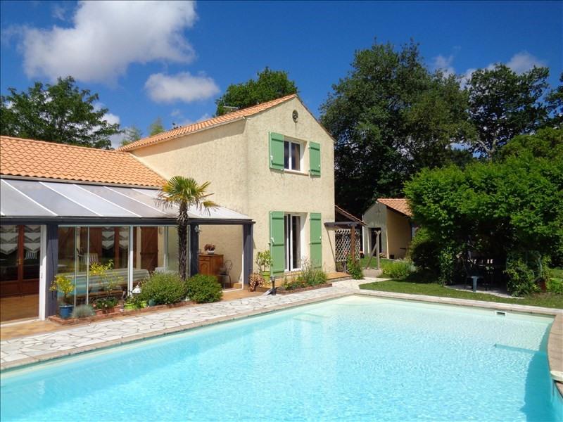 Vente maison / villa Soullans 378000€ - Photo 2