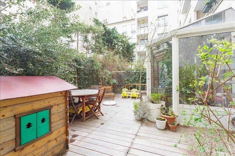 Immobile residenziali di prestigio appartamento Paris 15ème 1898000€ - Fotografia 3