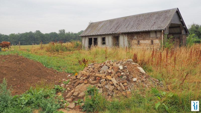 Vendita terreno Eslettes 117000€ - Fotografia 1