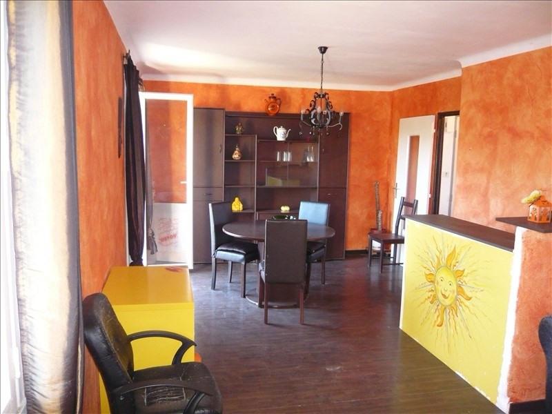 Sale apartment Sete 96000€ - Picture 2