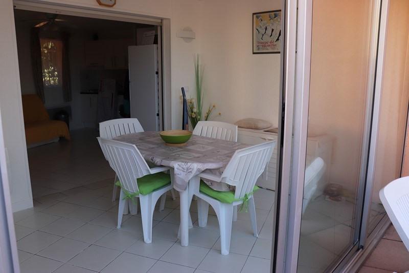 Location vacances appartement Cavalaire sur mer 550€ - Photo 4