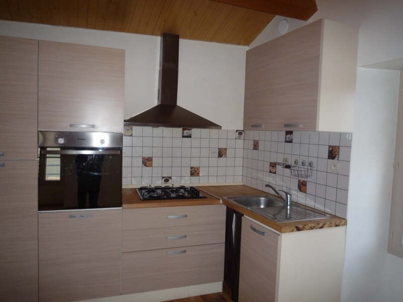 Location appartement St maixent l ecole 515€ CC - Photo 1