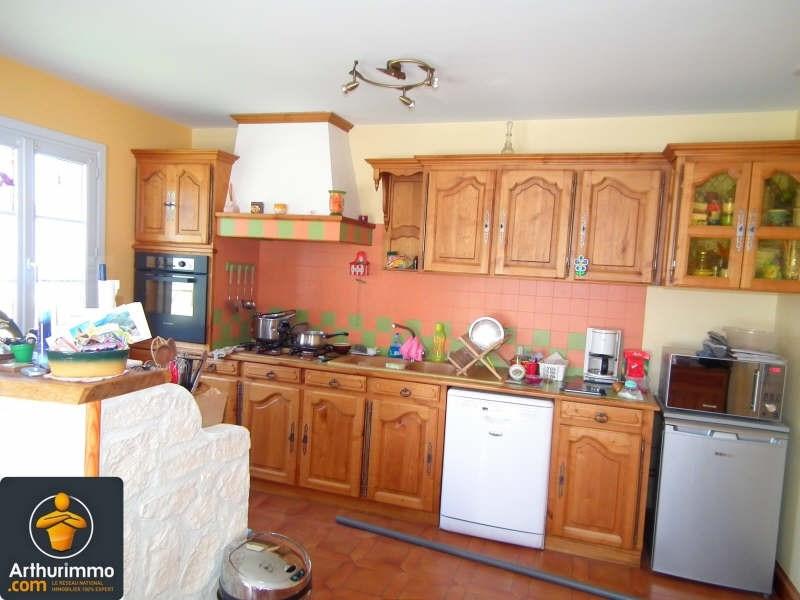 Sale house / villa Matha 159750€ - Picture 7