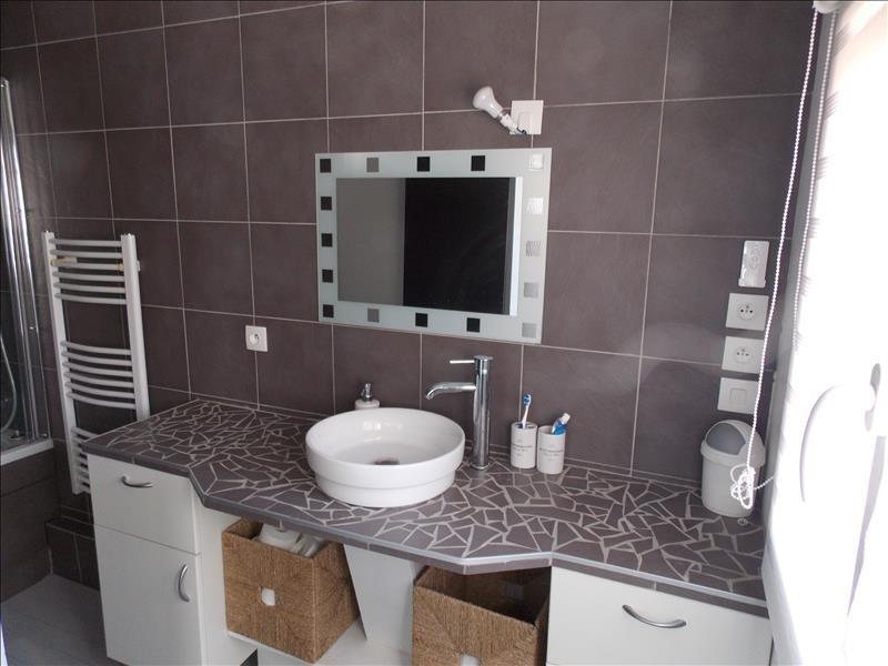 Verkoop  appartement Les roches de condrieu 158000€ - Foto 8