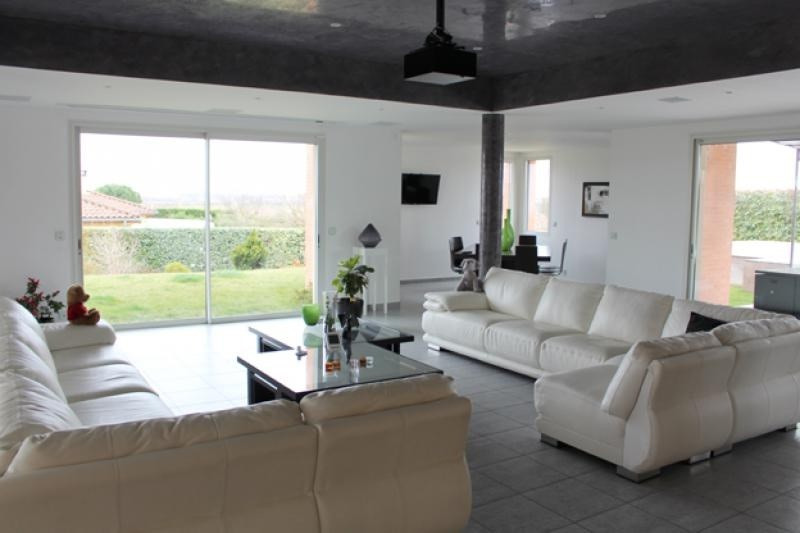 Vente de prestige maison / villa Villette d anthon 840 000€ - Photo 5
