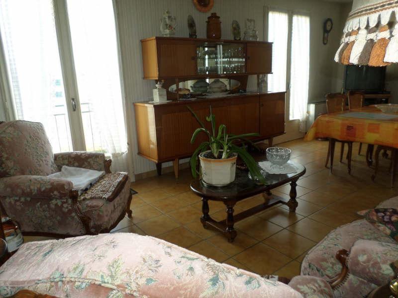 Vente maison / villa Lussac les chateaux 135000€ - Photo 3