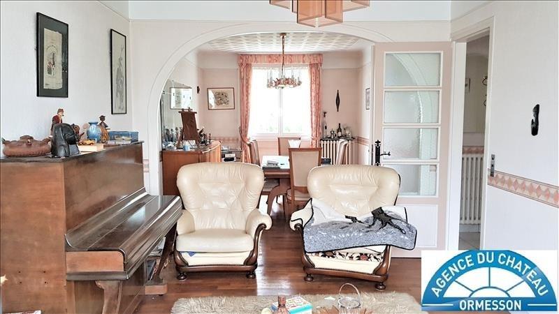 Sale house / villa Ormesson sur marne 395000€ - Picture 2