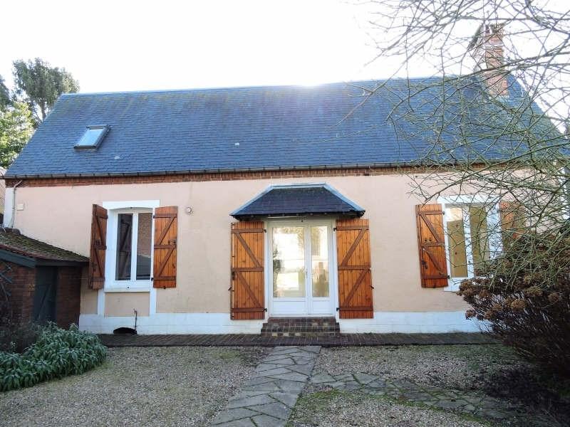Sale house / villa Les thilliers en vexin 169400€ - Picture 2