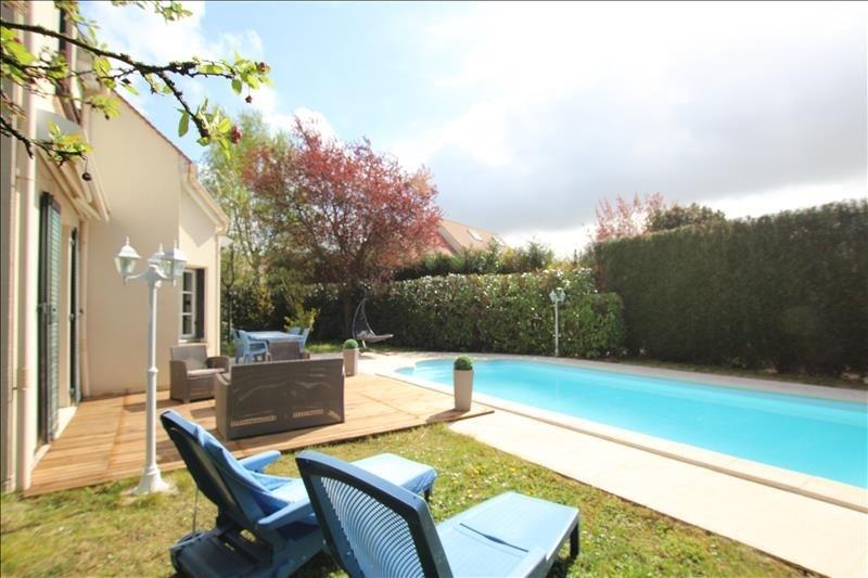 Sale house / villa La queue en brie 473200€ - Picture 3