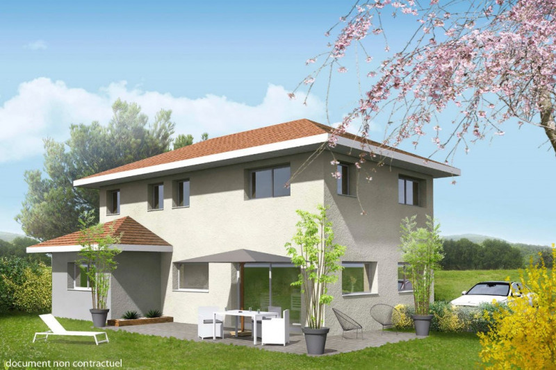 Vente maison / villa Seyssins 498 000€ - Photo 1