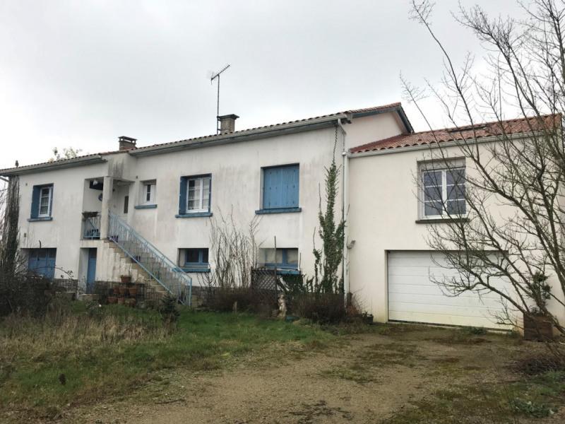 Vente maison / villa Grosbreuil 278750€ - Photo 1