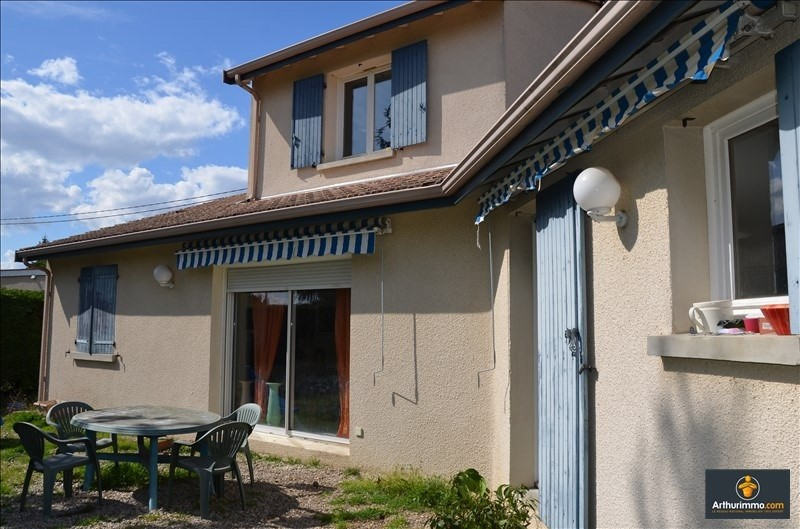 Vente maison / villa Annonay 210000€ - Photo 3