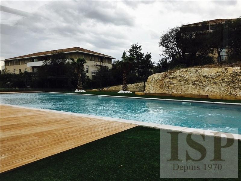 Location appartement Aix en provence 590€ CC - Photo 2