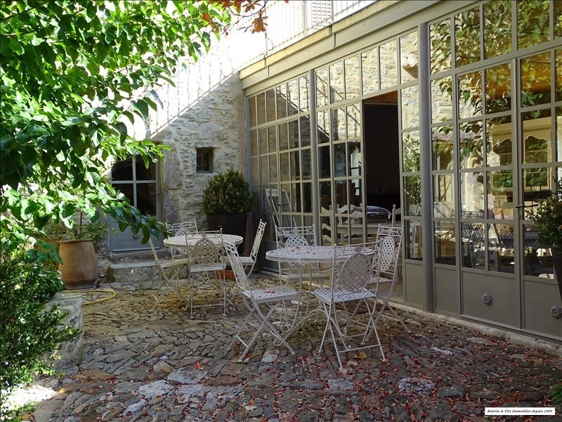 Deluxe sale house / villa Uzes 2 195 000€ - Picture 4