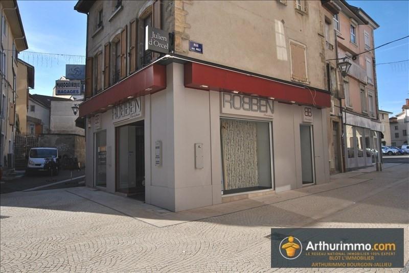 Location boutique Bourgoin jallieu 1045€ HT/HC - Photo 4