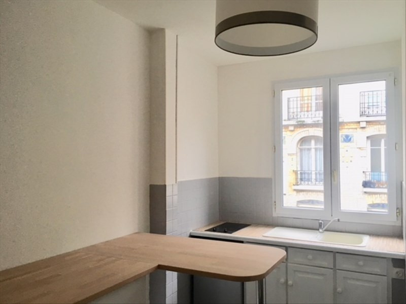Rental apartment Clichy 700€ CC - Picture 2