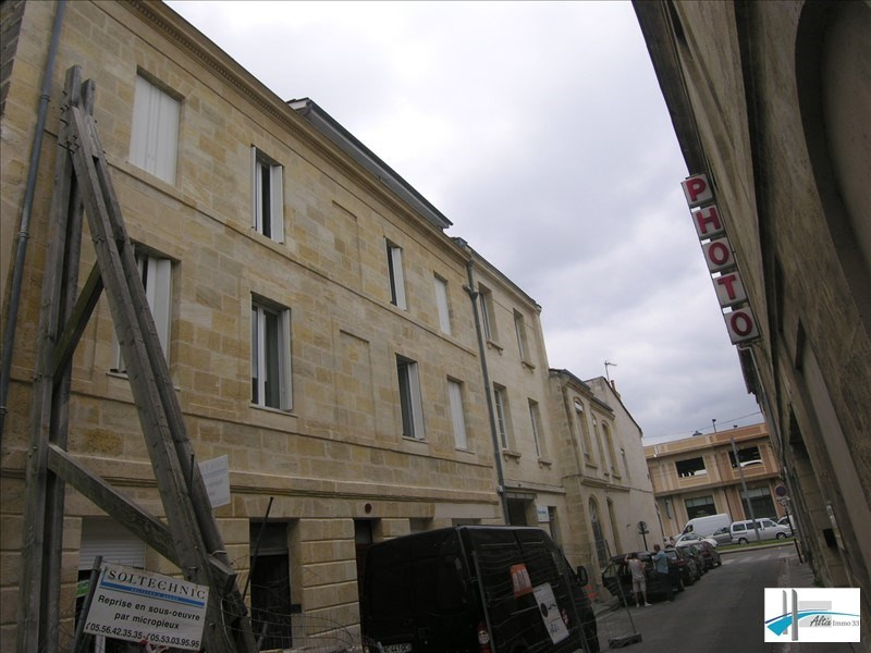 Rental apartment Bordeaux 573€ CC - Picture 1