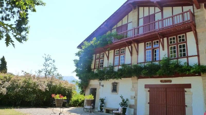 Deluxe sale house / villa St pee sur nivelle 1680000€ - Picture 1