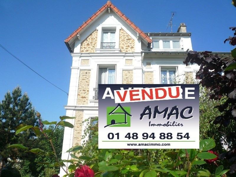 Vente maison / villa Villemomble 569000€ - Photo 2