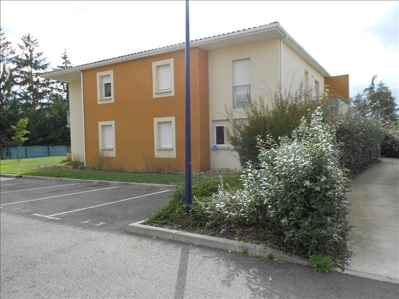 Investment property apartment St lys 85500€ - Picture 5