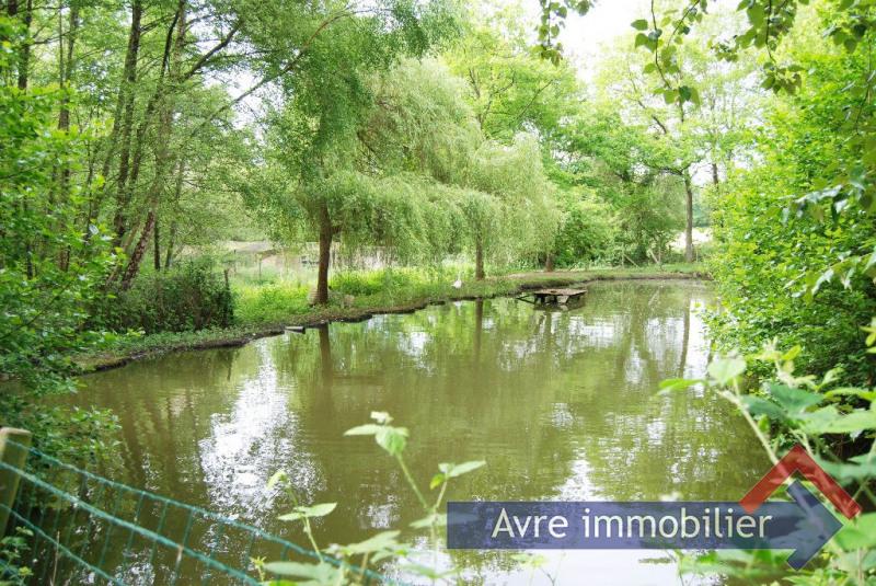 Sale house / villa Verneuil d avre et d iton 294000€ - Picture 9