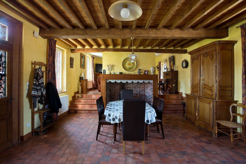 Vente maison / villa Herchies 416 000€ - Photo 2
