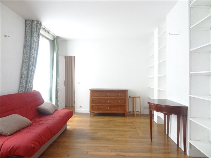 Location appartement Levallois perret 1 205€ CC - Photo 1