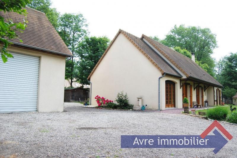 Sale house / villa Verneuil d avre et d iton 247000€ - Picture 12